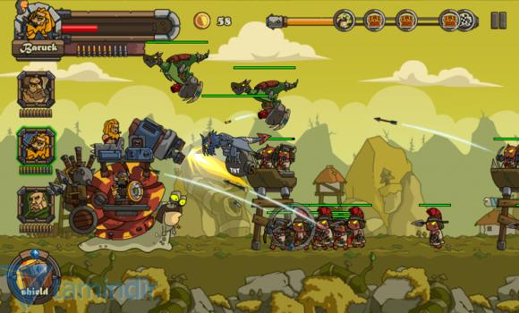 Snail Battles Ekran Görüntüleri - 3