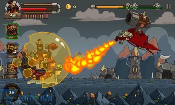 Snail Battles Ekran Görüntüleri - 2