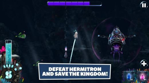 Snailboy: Rise of Hermitron Ekran Görüntüleri - 1