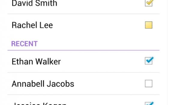Snapchat Ekran Görüntüleri - 1