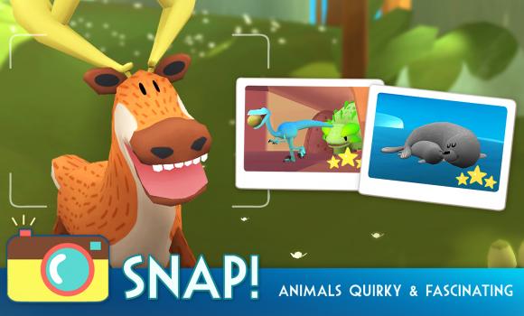 Snapimals: Discover Animals Ekran Görüntüleri - 3