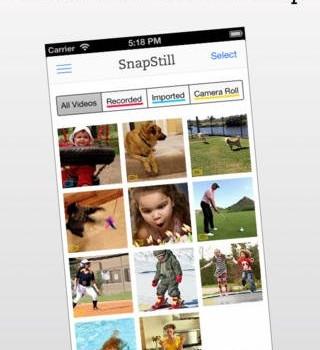 SnapStill Ekran Görüntüleri - 4