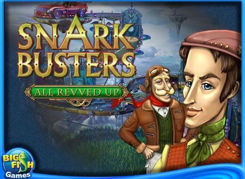 Snark Busters: All Revved Up Ekran Görüntüleri - 5