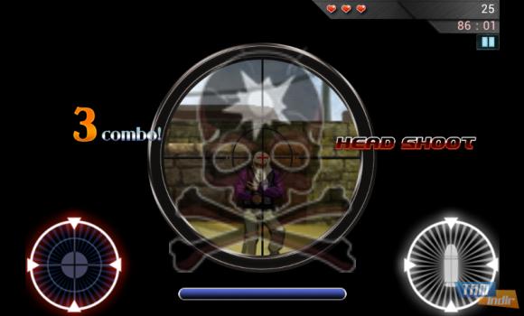 Sniper: Death Shooting Ekran Görüntüleri - 3