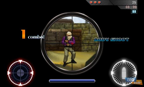 Sniper: Death Shooting Ekran Görüntüleri - 1