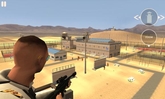 Sniper Duty: Prison Yard Ekran Görüntüleri - 5