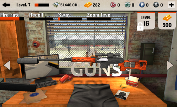 Sniper Duty: Prison Yard Ekran Görüntüleri - 2