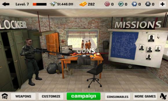 Sniper Duty: Prison Yard Ekran Görüntüleri - 1