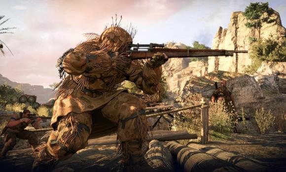 Sniper Elite 3 Ekran Görüntüleri - 6