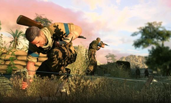 Sniper Elite 3 Ekran Görüntüleri - 4