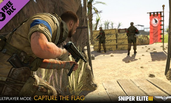 Sniper Elite 3 Ekran Görüntüleri - 1