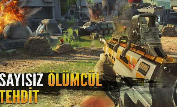 Sniper Fury Ekran Görüntüleri - 4