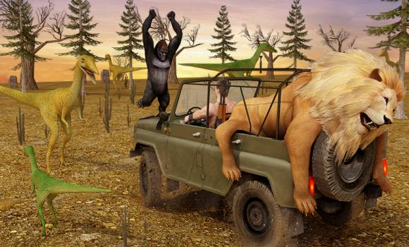 Sniper Hunters Survival Safari Ekran Görüntüleri - 7