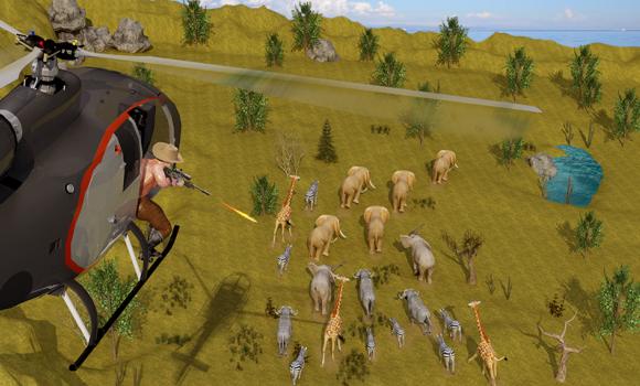 Sniper Hunters Survival Safari Ekran Görüntüleri - 2