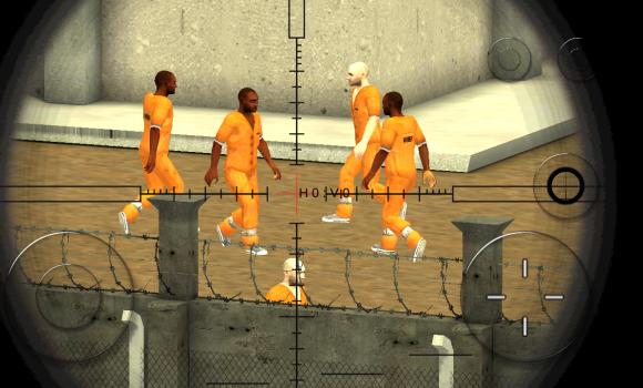 Sniper Mission Escape Prison 2 Ekran Görüntüleri - 4