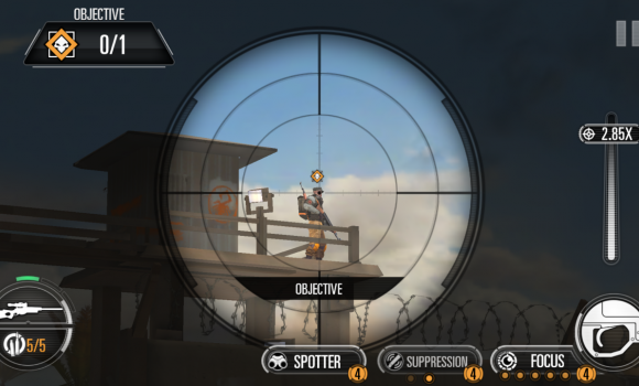 Sniper X with Jason Statham Ekran Görüntüleri - 5