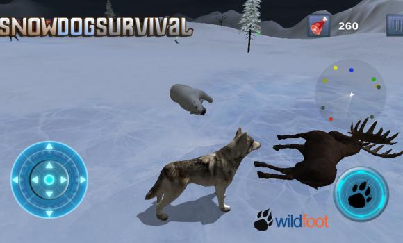 Snow Dog Survival Simulator Ekran Görüntüleri - 6