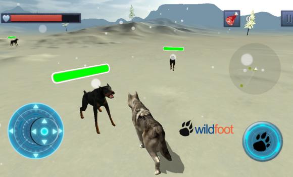 Snow Dog Survival Simulator Ekran Görüntüleri - 4