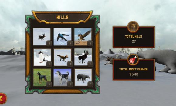 Snow Dog Survival Simulator Ekran Görüntüleri - 2
