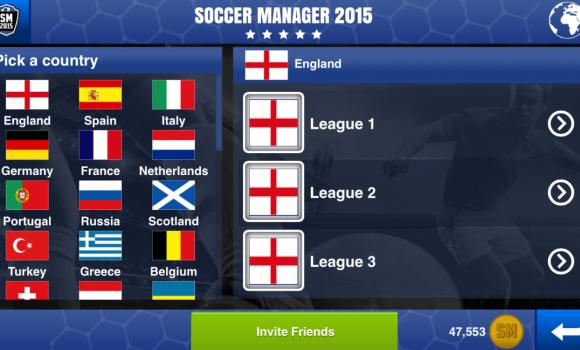 Soccer Manager 2015 Ekran Görüntüleri - 4