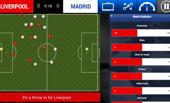 Soccer Manager 2015 Ekran Görüntüleri - 1