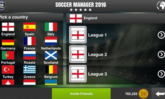Soccer Manager 2016 Ekran Görüntüleri - 1