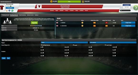 Soccer Manager 2016 Ekran Görüntüleri - 2