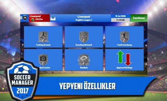Soccer Manager 2017 Ekran Görüntüleri - 3