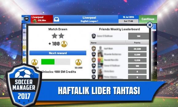 Soccer Manager 2017 Ekran Görüntüleri - 1