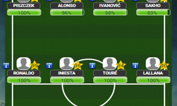 Soccer Manager Worlds Ekran Görüntüleri - 2