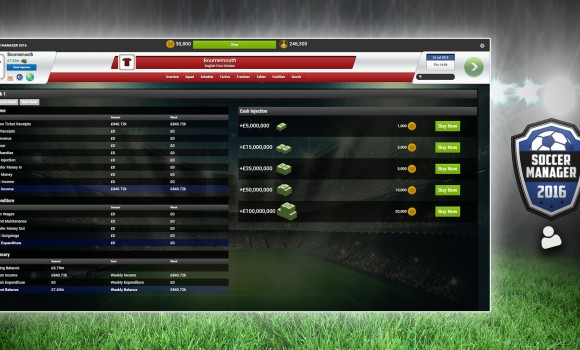 Soccer Manager Ekran Görüntüleri - 6