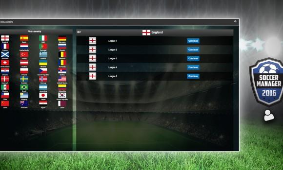 Soccer Manager Ekran Görüntüleri - 5
