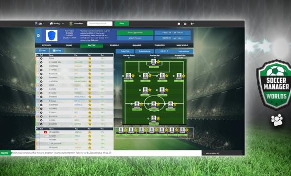 Soccer Manager Ekran Görüntüleri - 3