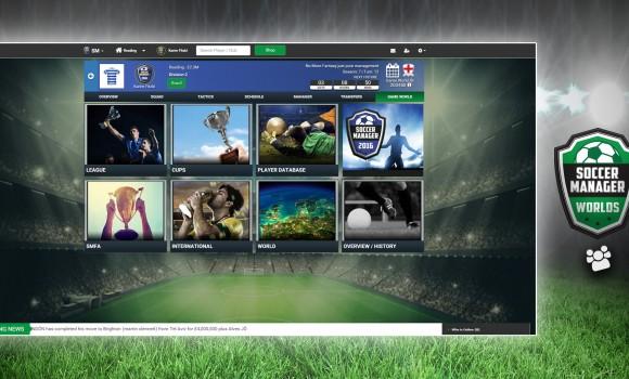 Soccer Manager Ekran Görüntüleri - 2