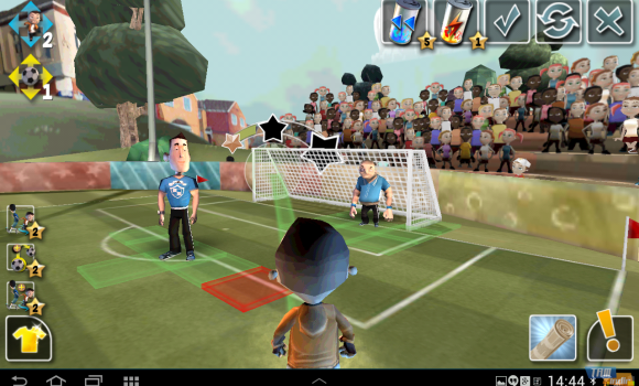 Soccer Moves Ekran Görüntüleri - 5