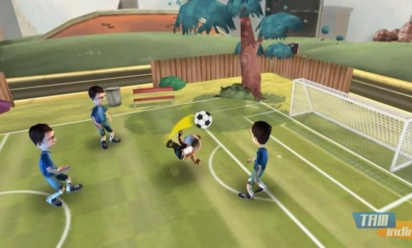 Soccer Moves Ekran Görüntüleri - 2