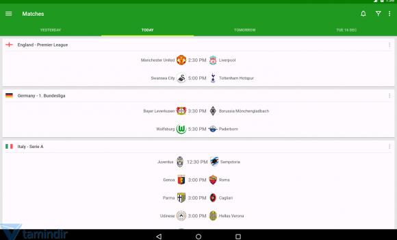 Soccer Scores Ekran Görüntüleri - 8