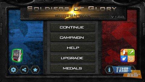 Soldiers of Glory: Modern War Ekran Görüntüleri - 5