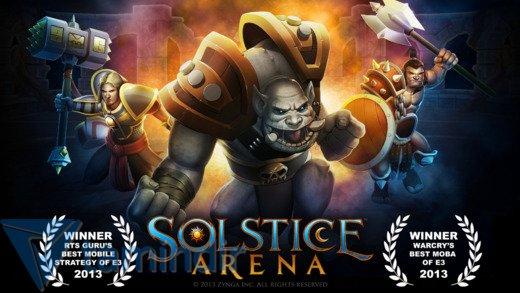 Solstice Arena Ekran Görüntüleri - 5