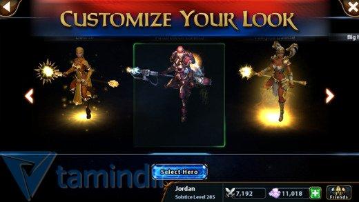Solstice Arena Ekran Görüntüleri - 1
