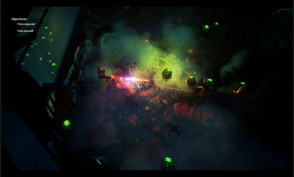 Solstice Chronicles: MIA Ekran Görüntüleri - 3