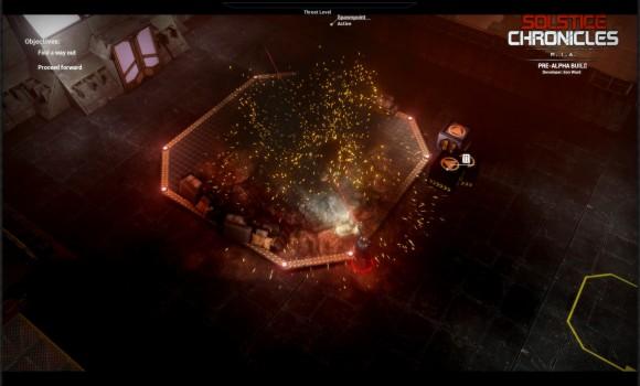 Solstice Chronicles: MIA Ekran Görüntüleri - 1