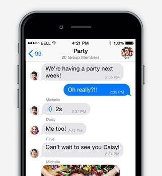 SOMA Messenger Ekran Görüntüleri - 2