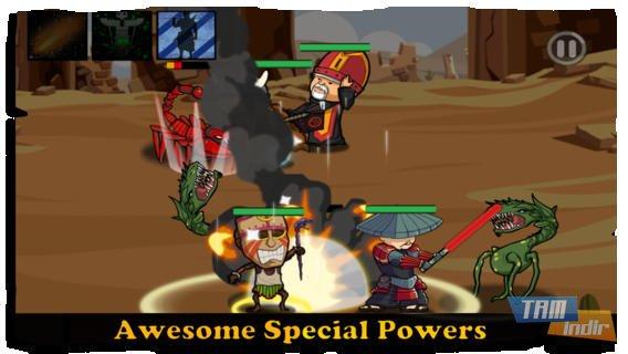 Song of Swords Ekran Görüntüleri - 5