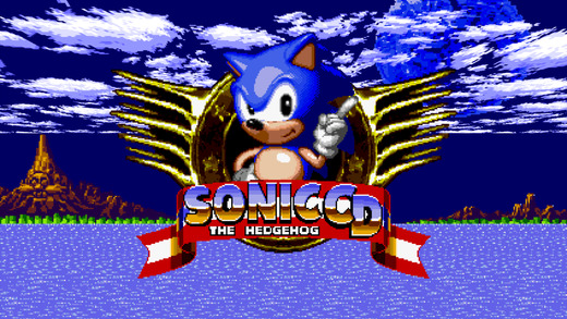 Sonic CD Ekran Görüntüleri - 3