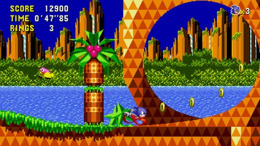 Sonic CD Ekran Görüntüleri - 2