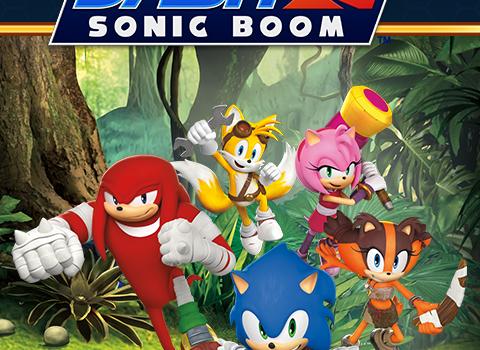 Sonic Dash 2: Sonic Boom Ekran Görüntüleri - 4