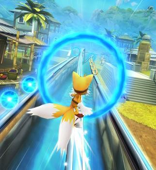Sonic Dash 2: Sonic Boom Ekran Görüntüleri - 1