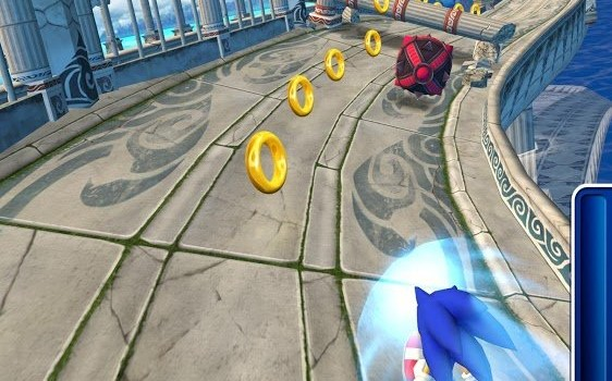 Sonic Dash Ekran Görüntüleri - 6