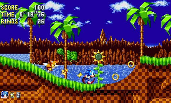 Sonic Mania Ekran Görüntüleri - 5